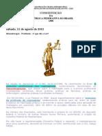 MASSOTERAPIA Legislação Brasileira