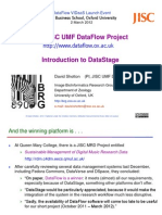 Overview of DataFlow