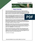 Alan Farley Newsletter
