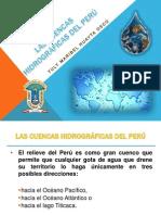 LAS CUENCAS HIDROGRÁFICAS DEL PERÚ