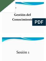CLASE  DE  GESTION DEL CONOCIMIENTO [Sólo lectura] [Modo de compatibilidad]