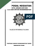 Proposal Baitul Arqam