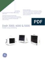 DASH Spec e5000