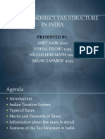 Direct & Indirect Tax Structure in India-final
