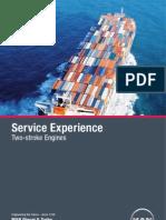 2012 Service Expirience