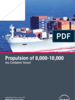 Container Propulsion