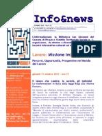 InfoNews n. 37 Ottobre 2012