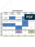 1sp timetable 2012a