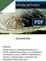 Rock Excavation Methods Final