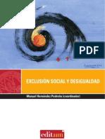 Exclusion Social y Desigualdad