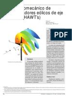 DISEÑO AEROMEC DE HAWTS