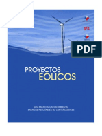 Proyectos Eolicos Chile