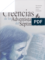 Adventistas - Creencias de Los Adventistas Del Septimo Dia