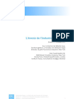 GenExpat - Rapport sur L'Avenir de l'Industrie Francaise - Octobre 2012
