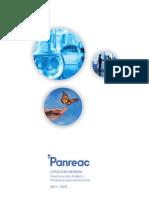 Catálogo Panreac ESP