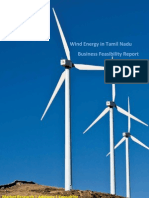 Wind Energy in Tamil Nadu - Business Feasibility - Preview