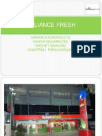 Reliance Fresh New