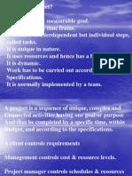 PPT Project Management