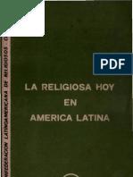 Clar - La Vida Religiosa Hoy en America Latina
