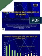 Indicadores Macroeconomicos Del Peru 2007