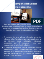 campaña  contra el cigarrillo 11102012