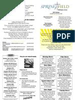 12.10.14 WHSG news sheet