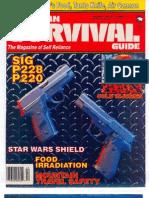 American Survival Guide December 1989 Volume 11 Number 12