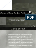 g of Design Patterns