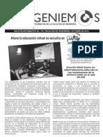 Boletín Ingeniemos Octubre 2012 Udearroba Suena