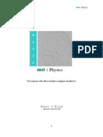 Mri Physics en Rev1.3