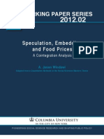 Windawi-Working_Paper_0212 (1) Speculation Embedding and Food Prices