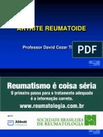 Aula 01 - Artrite Reumatóide (Não são da aula).ppt