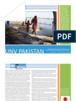UNV Pakistan - Flood Response Newsletter