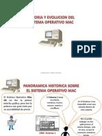 Historia Del Sistema Operativo Mac