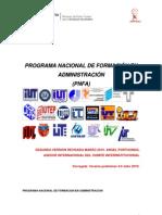 Documento PNFA 2012