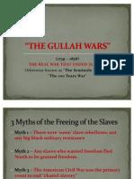 the Gullah Wars