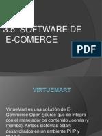 Software de E-comerce