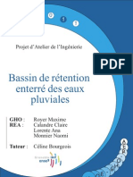 Dimensionnement de Bassins de Retentions