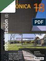 [Architecture eBook] Tectonica 18 - Rehabilitacion (i) Estrcuturas