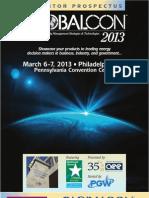 2013 GLOBALCON Prospectus