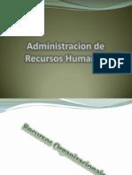 Administracion de RH