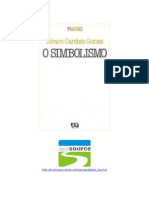 7024737 Alvaro Cardoso Gomes O SIMBOLISMO