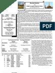 St. Joseph's October 7, 2012 Bulletin