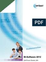 BI Studie 2012 - Business Intelligence Software Systeme