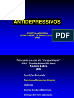 Antidepressivo 2011