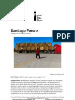 Privadoentrevistas Santiago Forero