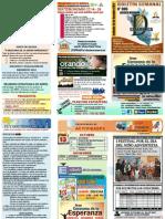 Boletín Distrital 13 - 10 - 12 - CAJAMARCA D