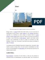 Trabalho, Energia Nuclear