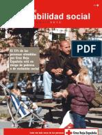 Boletín vulnerabilidad social Cruz Roja