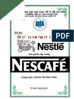Chien Luoc San Xuat Quoc Te - Nestle